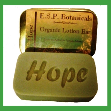 HOPE  Lotion Bar