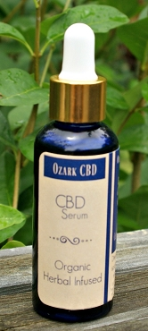 CBD Facial Serum with Herbal Infusion